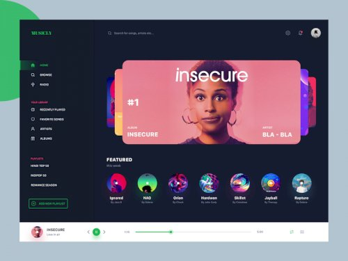 Top UI Designs