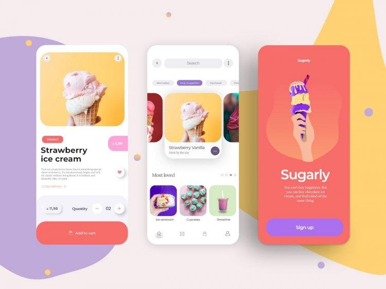 Top 30 Amazing App Designs of the Week #8