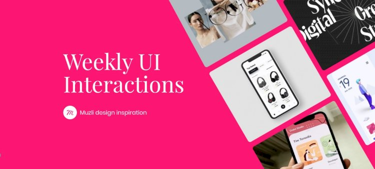 UI Interactions of the week #220