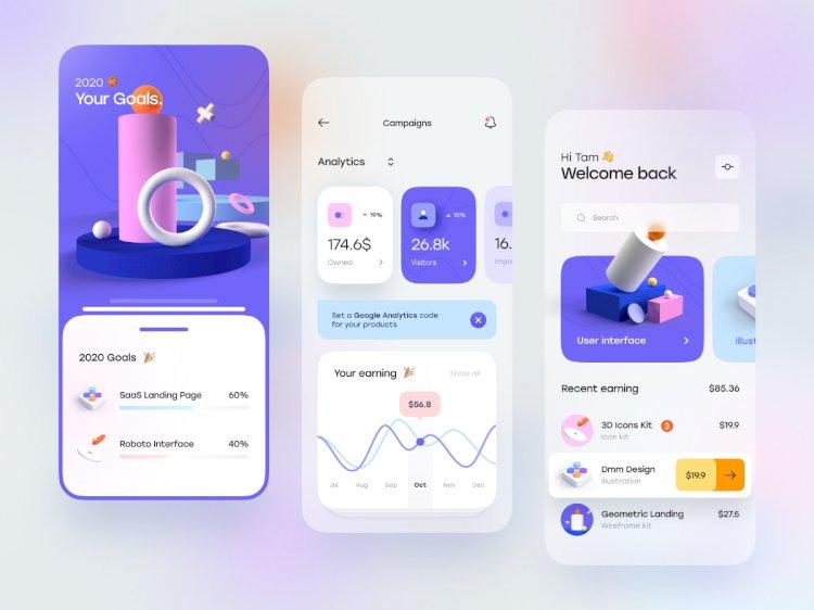 Top 20 Amazing App Designs of the Week #10