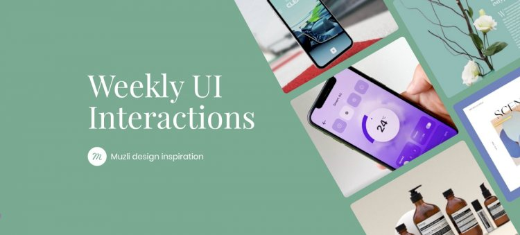 UI Interactions of the week #228