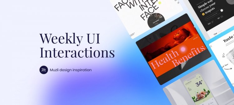 UI Interactions of the week #278