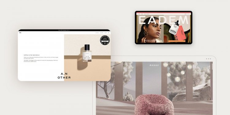 26 Examples of Effective eCommerce Website Design