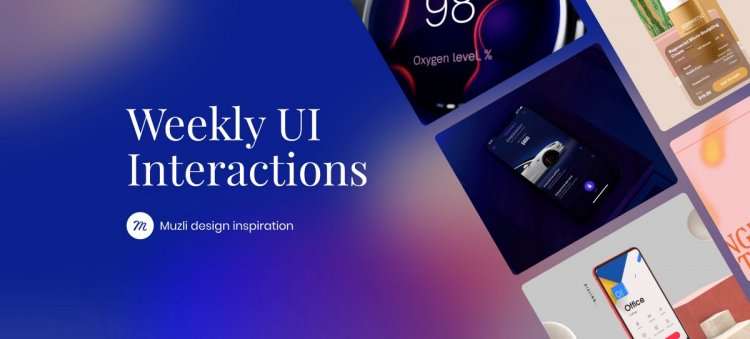 UI Interactions of the week #280