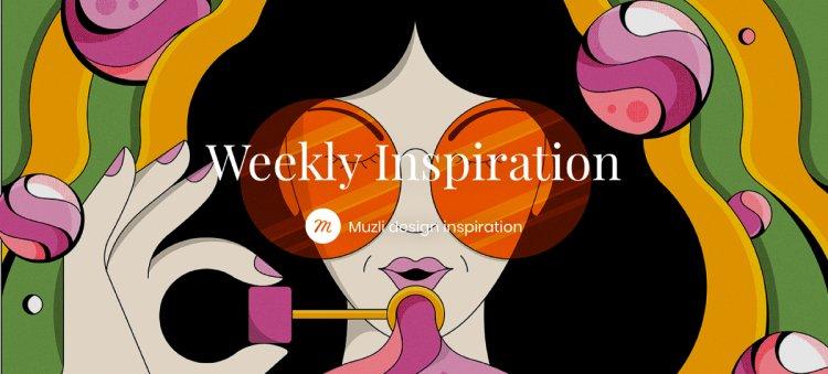 Weekly Design Inspiration #322